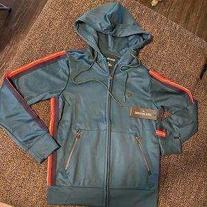 Men True Religion zip up hoodie brand new